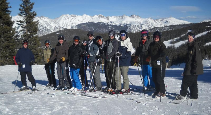 Colorado Ski Trip - All