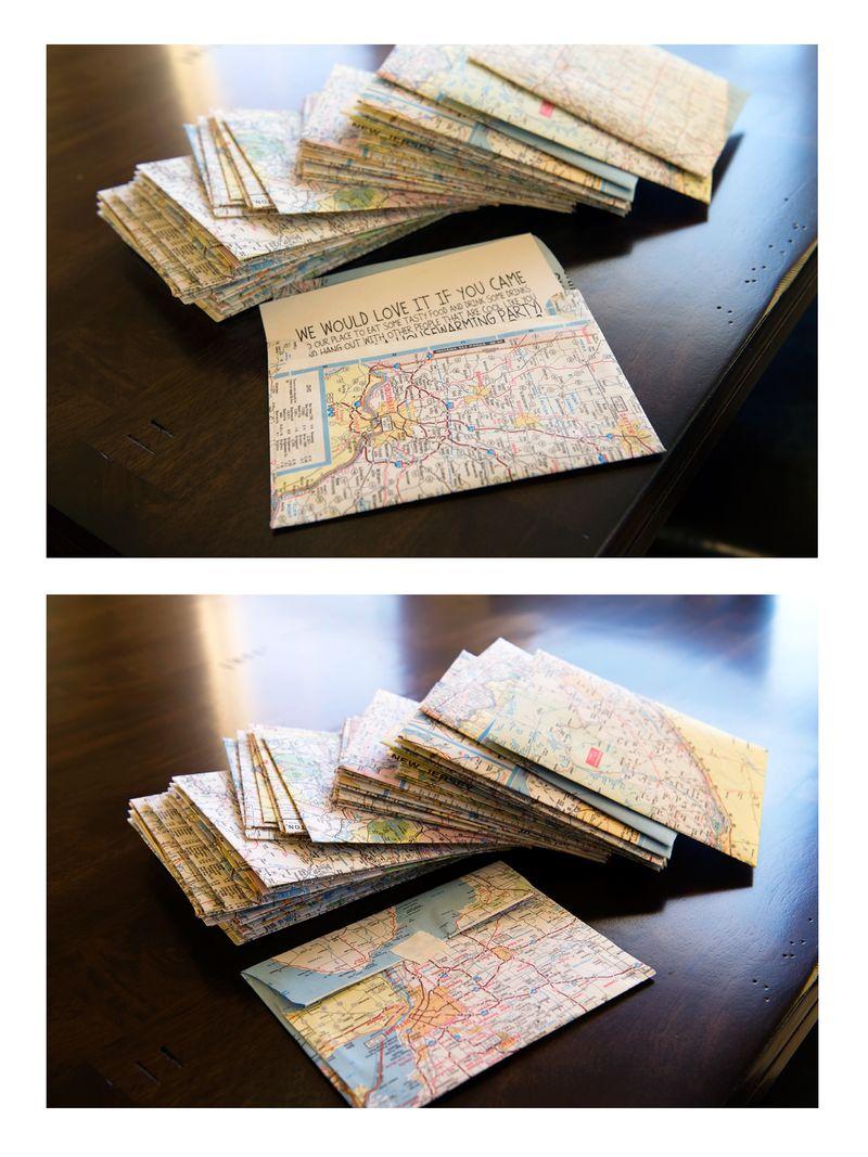 Mapenvelopes